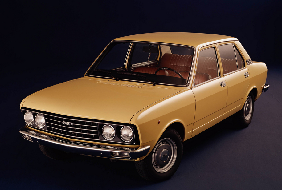 Fiat 132 1600 GL :: 1 photo :: autoviva.com