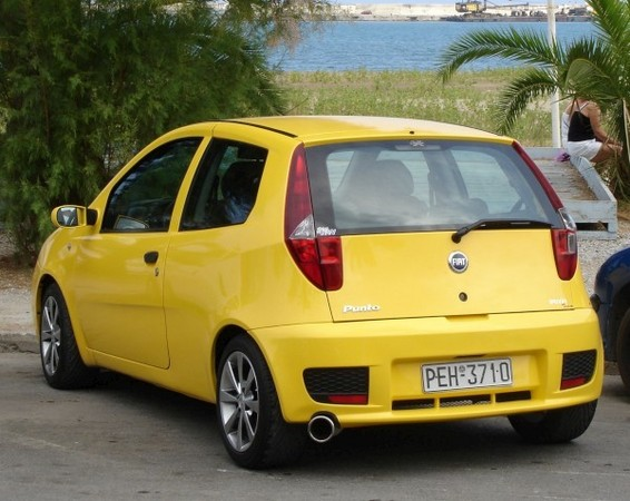 fiat punto 1 9 jtd sporting photo fiat gallery 1053 views. Black Bedroom Furniture Sets. Home Design Ideas