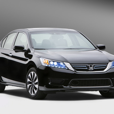 Honda Accord Hybrid EX-L