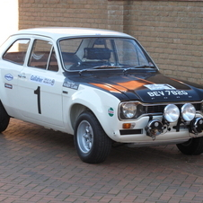 Ford Escort Twin Cam