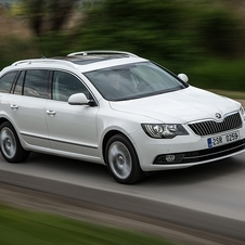 Skoda Skoda Superb Break 2.0 TDI 4x4 DSG Elegance