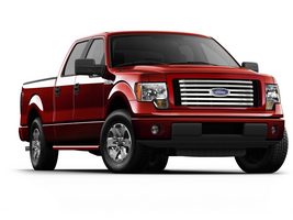 Ford F-Series F-150 163-in. WB XLT Styleside SuperCab 4x2