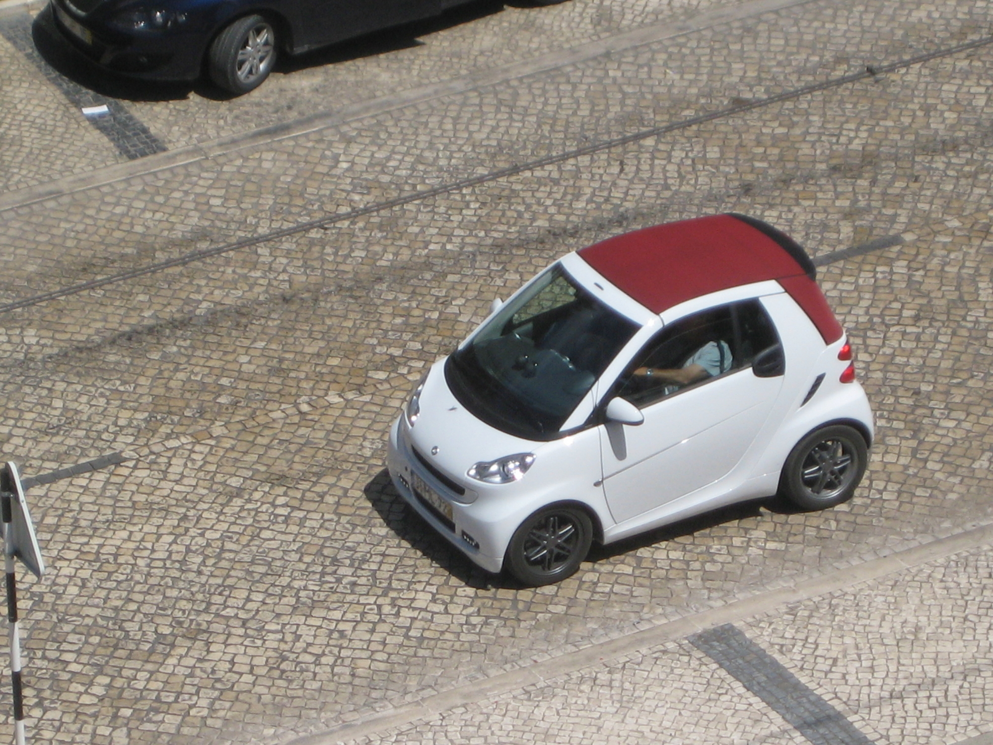 smart fortwo Cabriolet 1.0 Passion