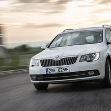 Skoda Superb Break 2.0 TDI 4x4 DSG Active