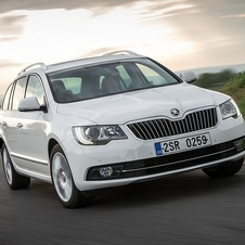 Skoda Superb Break 2.0 TDI 4x4 DSG Ambition