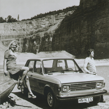 Fiat 128 1100 Special 4-door Saloon