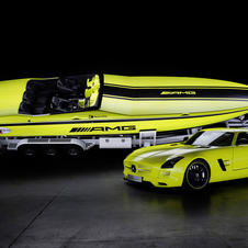 It is inspired by SLS AMG Electric Drive