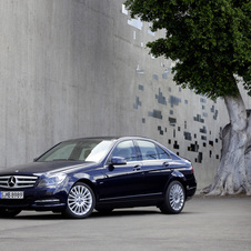 Mercedes-Benz C 350 CDI BE Auto