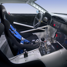 Formula DRIFT Scion FR-S Slides into Series in 2012