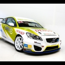 The C30 won back-to-back championships in the Swedish Touring Car Championship