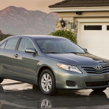 Toyota Camry Base 6-Spd MT