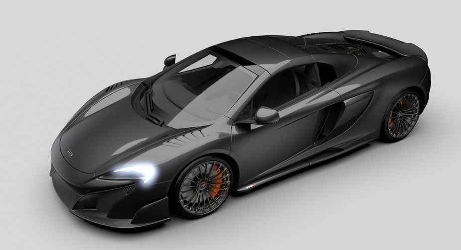 The limited edition is powered by the same 3.8L V8 twin-turbo engine featured on the 675LT with 675hp and 700Nm of torque