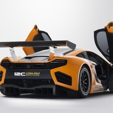 McLaren MP4-12C GT3 Can-Am