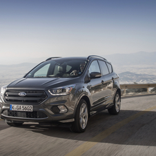 Ford Kuga ST-Line 1.5 TDCi 4x2 Powershift