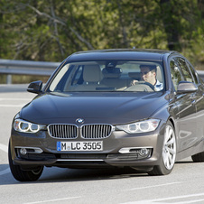 BMW 320d EfficientDynamics Modern