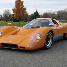 Some of the earliest successes came in the CanAm series in the US