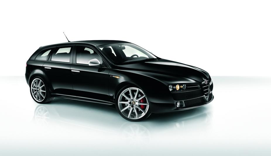 Alfa Romeo Sw Jtdm V Cv Ti Large