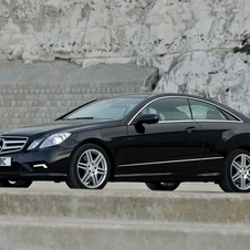 Mercedes-Benz E 200 BlueEfficiency Coupé Avantgarde