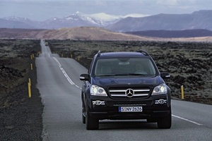 Mercedes-Benz GL 320 CDI 4MATIC