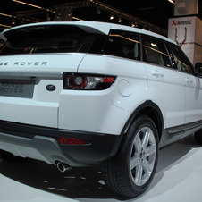 Land Rover Evoque SD4 2.2 Prestige 4WD Automatic