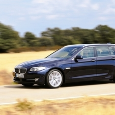 BMW 525d Touring (F11)