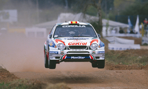 The WRC Corolla competed in 1997, 1998 and 1999