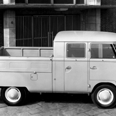 Volkswagen T1 Pick-Up Double Cabin