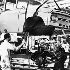 1962- Production Begins at South African Factory
