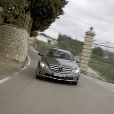 Mercedes-Benz E 250 CDI BlueEfficiency Coupé Avantgarde