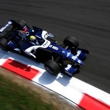 Williams FW28 Cosworth