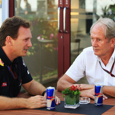 As advisor, Marko has been instrumental in helping Red Bull