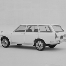 Nissan Bluebird 1600 Estate Wagon
