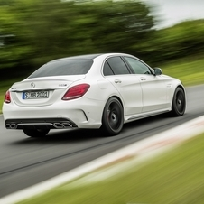 According to Mercedes-AMG the C63 has the most efficient performance engine of its kind