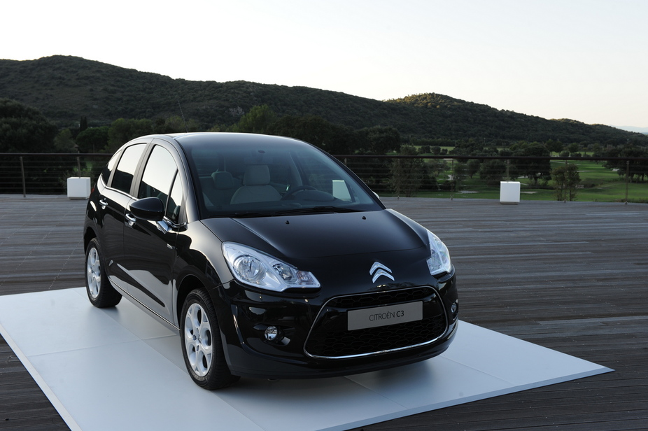 photo courtesy of: Citroën. Citroën C3 1.4i Airdream Attraction. basic info