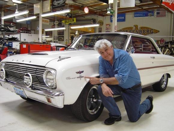 Jay Leno Car Collection