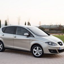 Seat Altea 1.6 TDI CR 90hp Copa