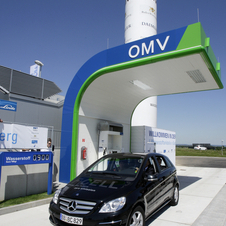 The plan is to have 400 hydrogen sites in Germany by 2023