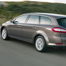 Ford Mondeo SW 1.6TDCi S/S Trend