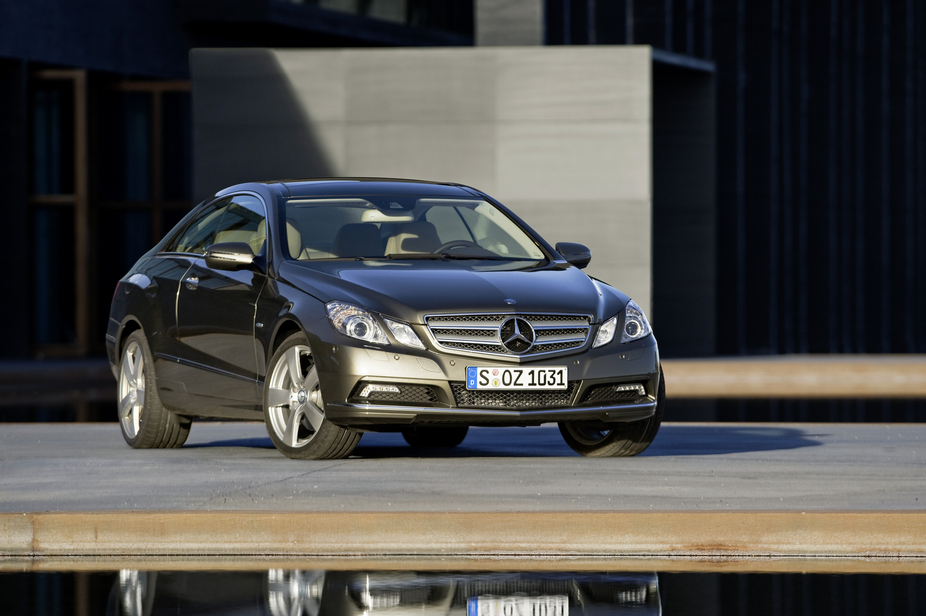 Mercedes-Benz E 350 CDI BlueEfficiency Coupé Elegance