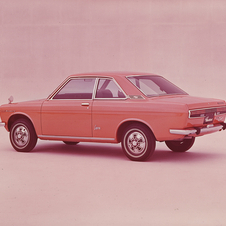 Nissan Bluebird Coupe 1800SSS
