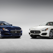 After three and a half years Maserati has sold over 24,000 units of the Quattroporte in 72 countries