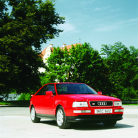 Audi Coupé S2 Turbo quattro