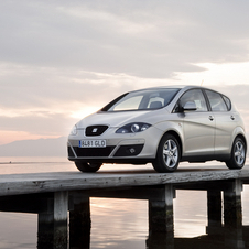 Seat Altea 1.6 TDI CR 90hp Reference