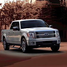 Ford F-Series F-150 126-in. WB XLT Styleside Regular Cab 4x4