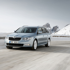 Skoda Superb Break 1.8I TSI 4x4 Ambition