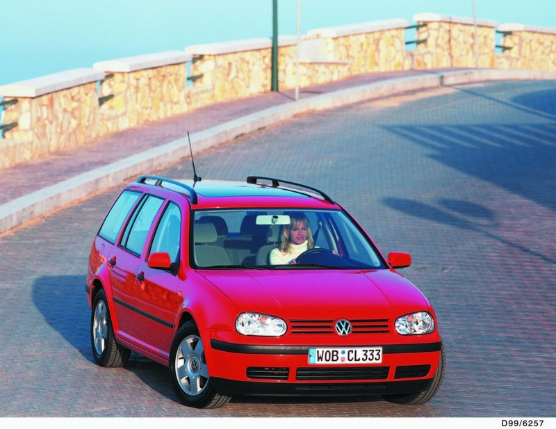 Volkswagen Golf 1.9 TDi Variant Automatic