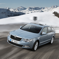 Skoda Superb Break 1.8I TSI 4x4 Elegance