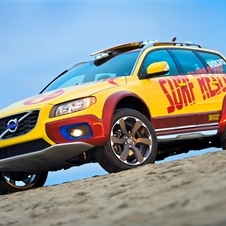 Volvo XC70 Surf Rescue Safety