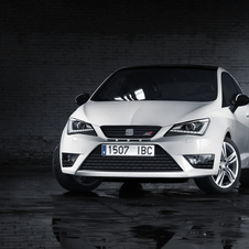 The Ibiza Cupra is now all about long, straight lines and minimalism