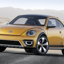 Volkswagen says that it is gauging interest with the Beetle Dune